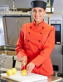 Ladies´ Chef Jacket Rimini